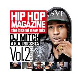 ヒップホップ・洋楽・ファレル【MixCD】Hip Hop Magazine Vol.2 -The Brand New Mix- / DJ Mitch a.k.a. Rocksta[M便 2/12]|mixcd24