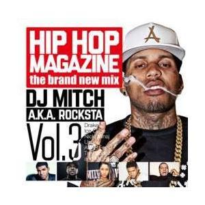 【MixCD】Hip Hop Magazine Vol.3 -The Brand New Mix- / DJ Mitch a.k.a. Rocksta[M便 2/12]|mixcd24
