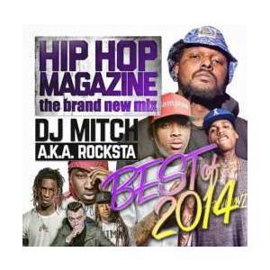 【MixCD】Hip Hop Magazine -Best Of 2014- / DJ Mitch a.k.a. Rocksta[M便 2/12]【MixCD24】|mixcd24