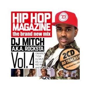 【MixCD】Hip Hop Magazine Vol.4 / DJ Mitch a.k.a. Rocksta[M便 2/12]【MixCD24】|mixcd24