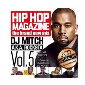 ヒップホップ・洋楽・ドレイク【MixCD】Hip Hop Magazine Vol.5 / DJ Mitch a.k.a. Rocksta[M便 2/12]【MixCD24】|mixcd24