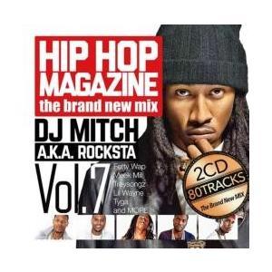 洋楽・ヒップホップ【MixCD】Hip Hop Magazine Vol.7 / DJ Mitch a.k.a. Rocksta[M便 2/12]|mixcd24