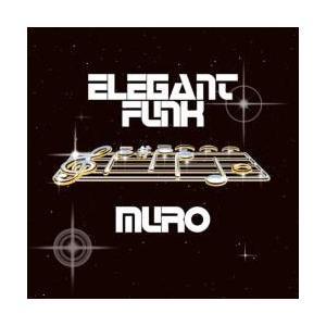 【MixCD】Elegant Funk / Muro[M便 1/12]【MixCD24】|mixcd24