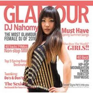 ヒップホップ・R&B・EDM【洋楽 MixCD】Glamour / DJ Nahomy[M便 2/12] mixcd24