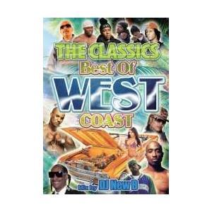 ヒップホップ・ウェッサイ・西・2PAC・スヌープ・洋楽【DVD】The Classics  Best Of West Coast / DJ New B[M便 6/12]|mixcd24