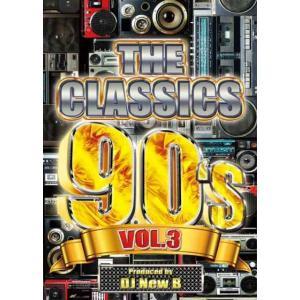 90年代 PV ヒップホップ R&B クラシック 名曲 TLC ナズ 洋楽DVD MixDVD The Classics 90's Vol.3 / DJ New B[M便 6/12] mixcd24
