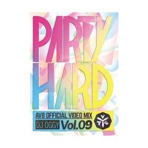 洋楽・ピットブル・テイラースウィフト【DVD】Party Hard Vol.9 -AV8 Official Video Mix- / DJ Oggy[M便 6/12]【MixCD24】|mixcd24