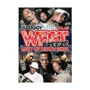 ウェッサイ・PV集・洋楽【DVD】West Breeze Vol.3 -Best Of Death Row- / DJ Oggy[M便 5/12]|mixcd24
