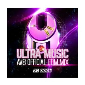 EDM・洋楽【MixCD】Ultra Music ?AV8 Official EDM Mix- / DJ Oggy[M便 2/12]|mixcd24
