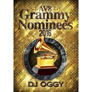 【洋楽 DVD】AV8 Grammy Nominees 2016 / DJ Oggy[M便 6/12]|mixcd24