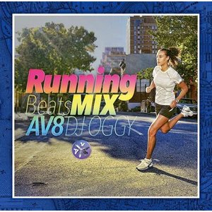 ランニング・BGM【洋楽 MixCD】AV8 Running Beats Mix / DJ Oggy[M便 2/12]|mixcd24