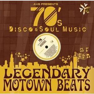 【MixCD】AV8 Presents Legendary MoTown Beats -70's Disco & Soul Music- / DJ Oggy[M便 2/12]|mixcd24