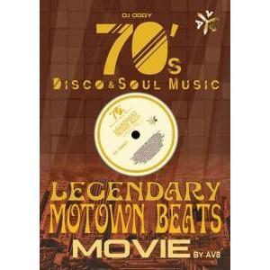 【MixDVD】Legendary MoTown Beats Movie by AV8 -70's Disco & Soul Music- / DJ Oggy[M便 6/12]|mixcd24