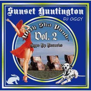 【洋楽CD・MixCD】Sunset Huntington -With Ska Punk- Vol.2 / DJ Oggy[M便 2/12]|mixcd24