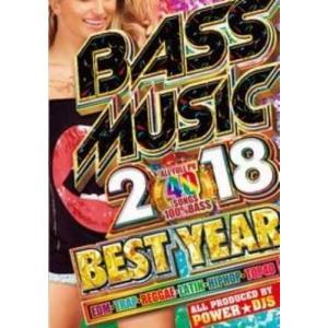 【洋楽DVD・MixDVD】Bass Music 2018 Best Year / Power★Djs[M便 6/12] mixcd24