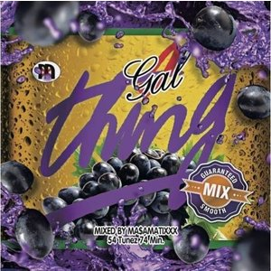 レゲエ・ギャルチューン【洋楽CD・MixCD】Gal Thing Vol.8 / DJ Ma$amatixxx[M便 2/12]