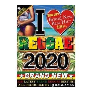 レゲエ PV 2020 ヒット曲 洋楽DVD MixDVD I Love Reggae 2020 ★Brand New★ / DJ Raggaman[M便 6/12]|mixcd24