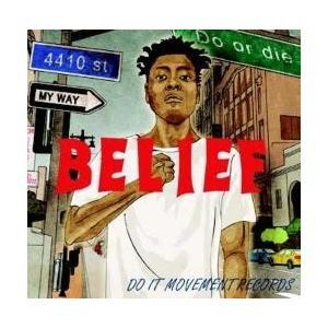 洋楽・レゲエ【CD】Belief / Do It Movement[M便 2/12]【MixCD24】 mixcd24