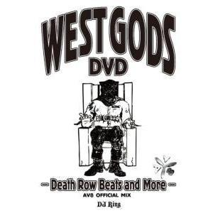 【洋楽DVD】West Gods DVD -Death Row Beats and More- / DJ Ring[M便 6/12]|mixcd24