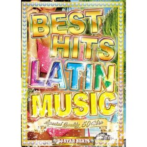 【洋楽DVD・MixDVD】Best Hits Latin Music -Special Quality 50 Mix- / DJ Star Beats[M便 6/12] mixcd24