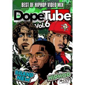 ヒップホップ ミュージックビデオ PV 洋楽DVD MixDVD Dope Tube Vol.6 / V.A[M便 6/12]|mixcd24