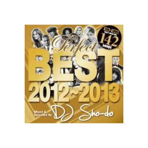 【MixCD】【洋楽】ヒップホップPerfect Best 2012〜2013 -Party Hits-(1CD+1DVD) / DJ Sho-do[M便 2/12]|mixcd24