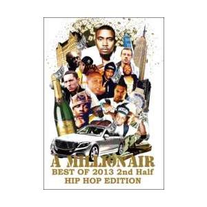 【MixCD】【洋楽】鉄板Mix DVDの2013年Best盤!!【DVD】A Million Air -Best Of 2013 2nd Half HIP HOP Edition- / DJ Souljah[M便 5/12] mixcd24