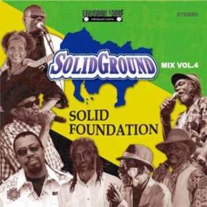 レゲエ ファンデーション ダブプレート ロックステディ スカ 洋楽CD MixCD Solid Foundation / Solid Ground[M便 1/12]|mixcd24