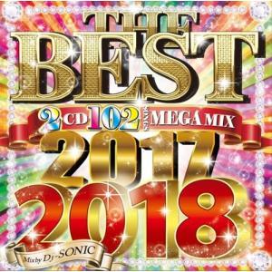 【洋楽CD・MixCD】The Best Of 2017-2018  (2CD) / DJ Sonic[M便 2/12] mixcd24