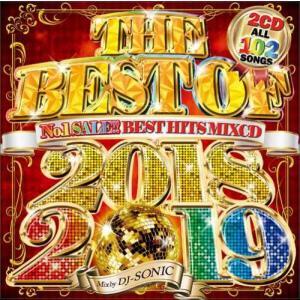 【洋楽CD・MixCD】The Best Of 2018-2019 / DJ Sonic[M便 2/12] mixcd24