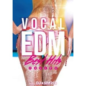 【洋楽DVD・洋楽 MixDVD】Vocal EDM Best Hits / DJ★Sparks[M便 2/12]|mixcd24