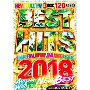 【洋楽DVD・MixDVD】Best Hits 2018 Autumn-Winter / DJ★Sparks[M便 6/12] mixcd24