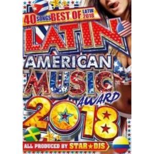 【洋楽DVD・MixDVD】Latin American Music Award 2018 / Star★Djs[M便 6/12] mixcd24