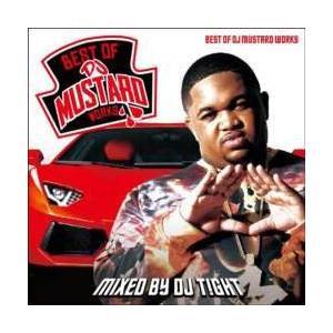 ウェッサイ・洋楽【MixCD】Best Of DJ Mustard Works / DJ T!GHT[M便 2/12]【MixCD24】|mixcd24