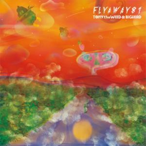 レゲエ ダブ アルバム CD Fly A Way 81 / Tony The Weed & Big Head[M便 1/12] mixcd24