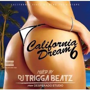 【洋楽CD・MixCD】California Dream Vol.6 / DJ Triggabeatz[M便 2/12] mixcd24