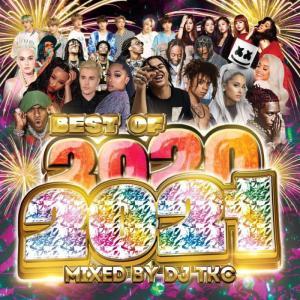 バズ曲満載 パーティー メガベスト 2020 2021 洋楽CD MixCD Best Of 2020-2021 / DJ TKC[M便 1/12] mixcd24