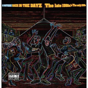 【洋楽CD・MixCD】Epix 16 Back In The DayZ -The late 1990s〜The early 2000s- / DJ Watarai[M便 1/12]|mixcd24