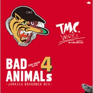 【CD・MixCD】Bad Animals 4 -One Drop Edition- / T.M.C Works (Turtle Man's Club)[M便 1/12]|mixcd24