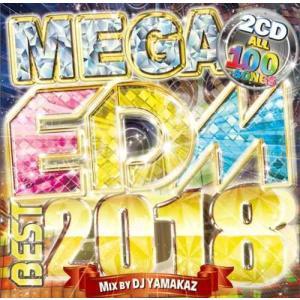 【洋楽CD・MixCD】Mega EDM Best 2018 / DJ Yamakaz[M便 2/12] mixcd24