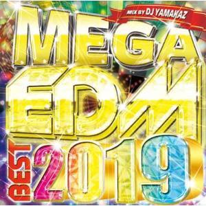 EDM 2019 ハードウェル デニズ コーユー【洋楽CD・MixCD】Mega EDM Best 2019 / DJ Yamakaz[M便 2/12]