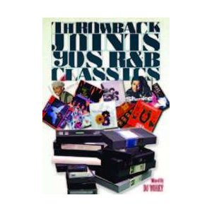 【MixCD】【洋楽】最強の90'S R&Bclassics MixDVD!!【DVD】Throwback Joints 90s R&B Classics / DJ Yohey[M便 5/12]|mixcd24
