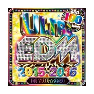 洋楽・ウルトラ・クルーウェラ【CD・MIX CD】Ultra EDM 2015-2016 / DJ You★330[M便 2/12]|mixcd24