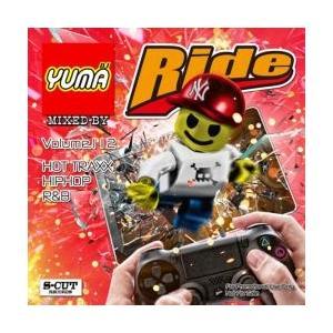 ヒップホップ・洋楽・ドレイク・ミックスCD・新譜【MixCD・MIX CD】Ride Vol.112 / DJ Yuma[M便 2/12]|mixcd24