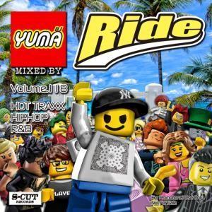 ヒップホップ・R&B・新譜【洋楽 MixCD】Ride Vol.118 / DJ Yuma[M便 2/12]|mixcd24