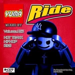 【洋楽CD・MixCD】Ride Vol.125 / DJ Yuma[M便 2/12]|mixcd24