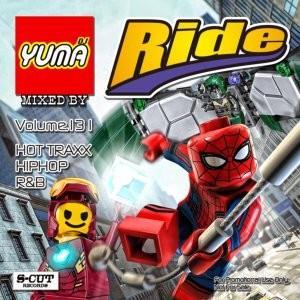 【洋楽CD・MixCD】Ride Vol.131 / DJ Yuma[M便 2/12]|mixcd24