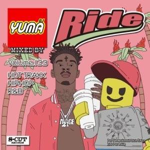 【洋楽CD・MixCD】Ride Vol.133 / DJ Yuma[M便 2/12]|mixcd24