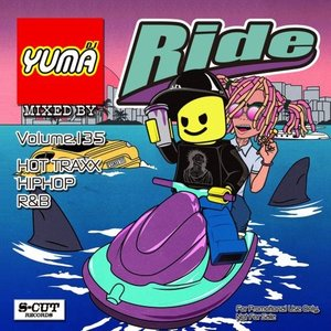 【洋楽CD・MixCD】Ride Vol.135 / DJ Yuma[M便 2/12]