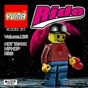 【洋楽CD・MixCD】Ride Vol.136 / DJ Yuma[M便 2/12]|mixcd24